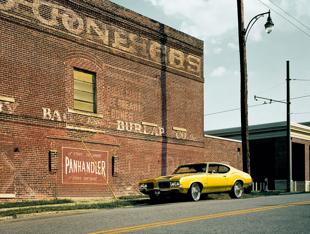 Yellow-Car-Panhandle